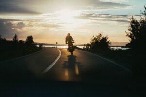 motorcykelrejse sydpå