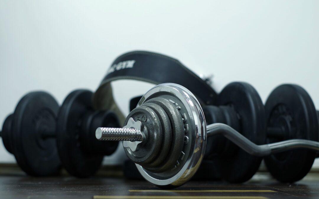 Træning med fundablokke