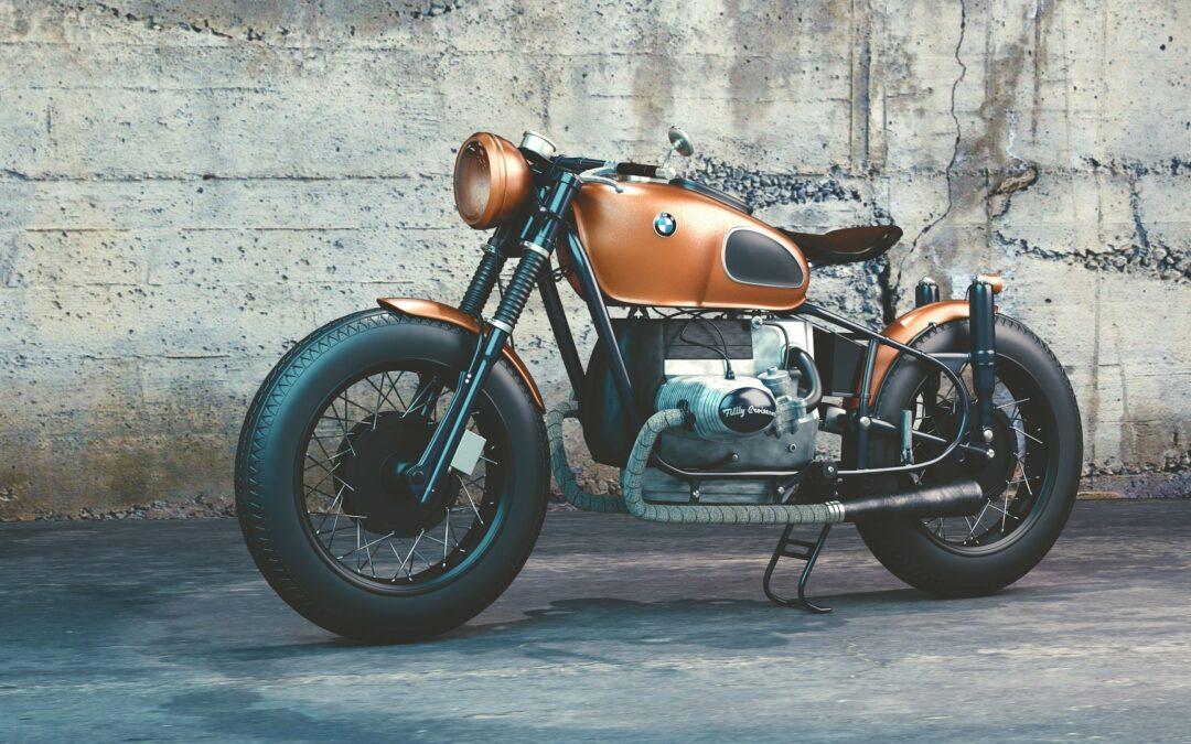 Få råd til den motorcykel, du altid har drømt om