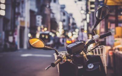 Gør dit kontor klar, inden du tager afsted på motorcyklen
