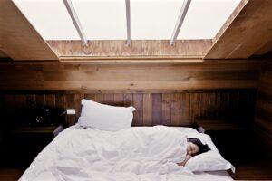 søvn seng