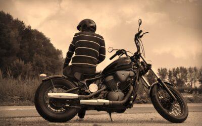 Hold dig sund og rask til de lange motorcykelture