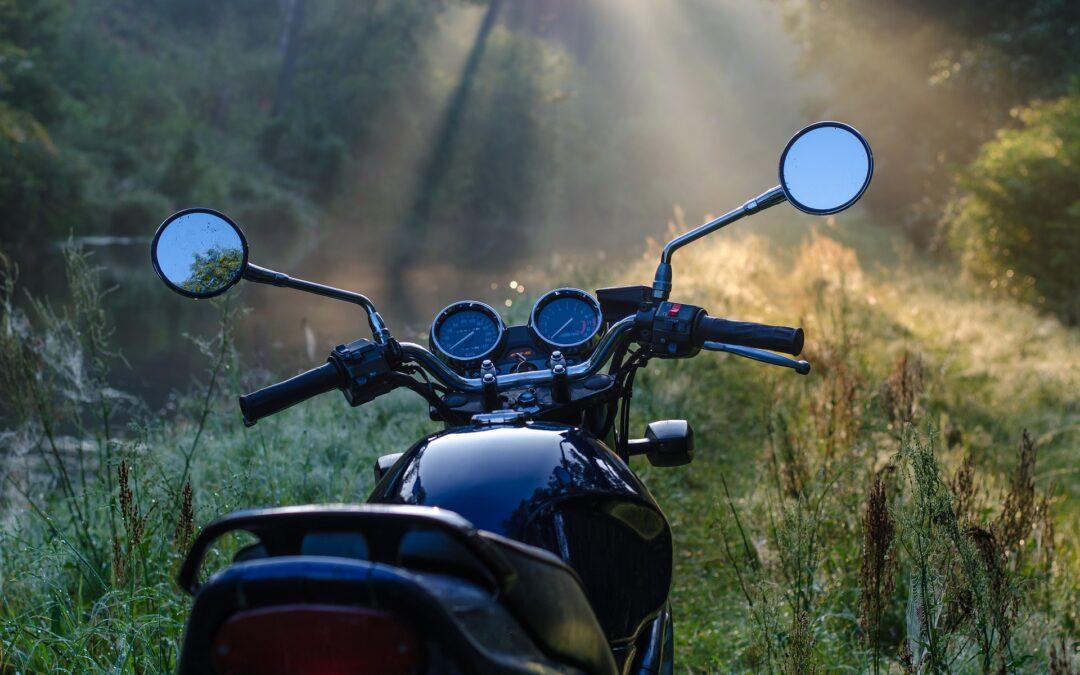 Glæd dig til sommerens motorcykelture ud i landet