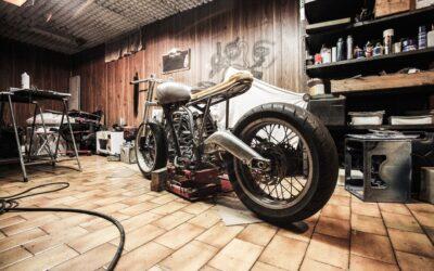 Glæden ved at eje en motorcykel