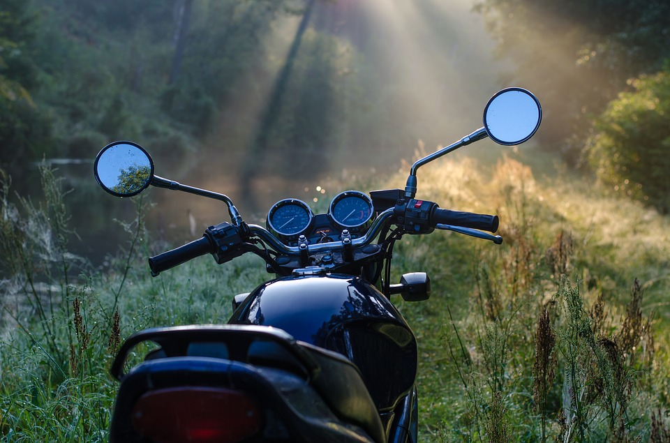 God råd til sommerkørsel på motorcykel