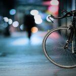 Parkeret cykel