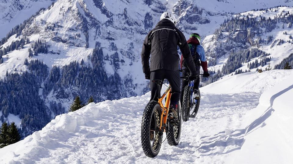 Gør cyklen klar til vinterkørsel