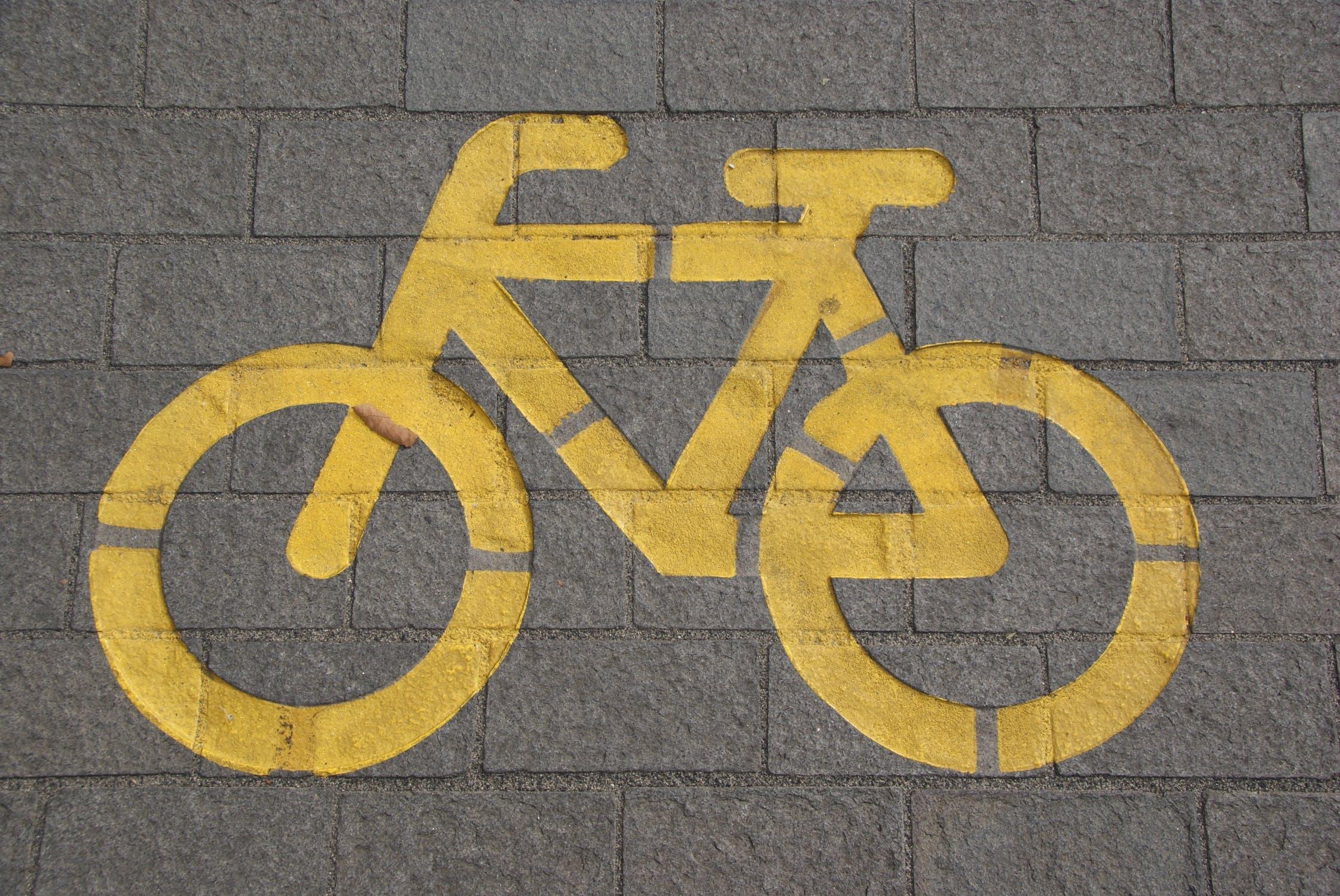 Cykelskilt