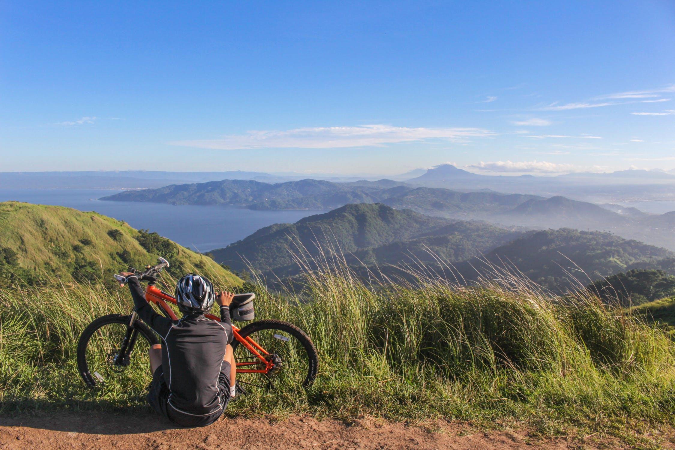 Cykeltur med udsigt