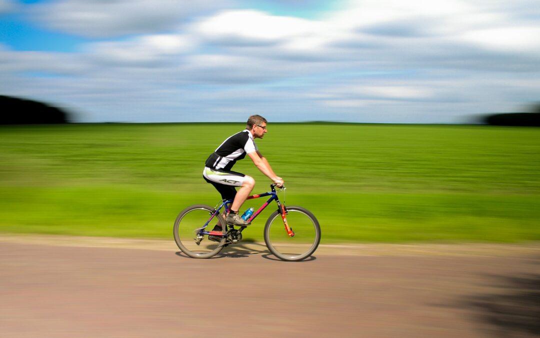 Når du gerne vil kombinerer cykelentusiasten og kokken