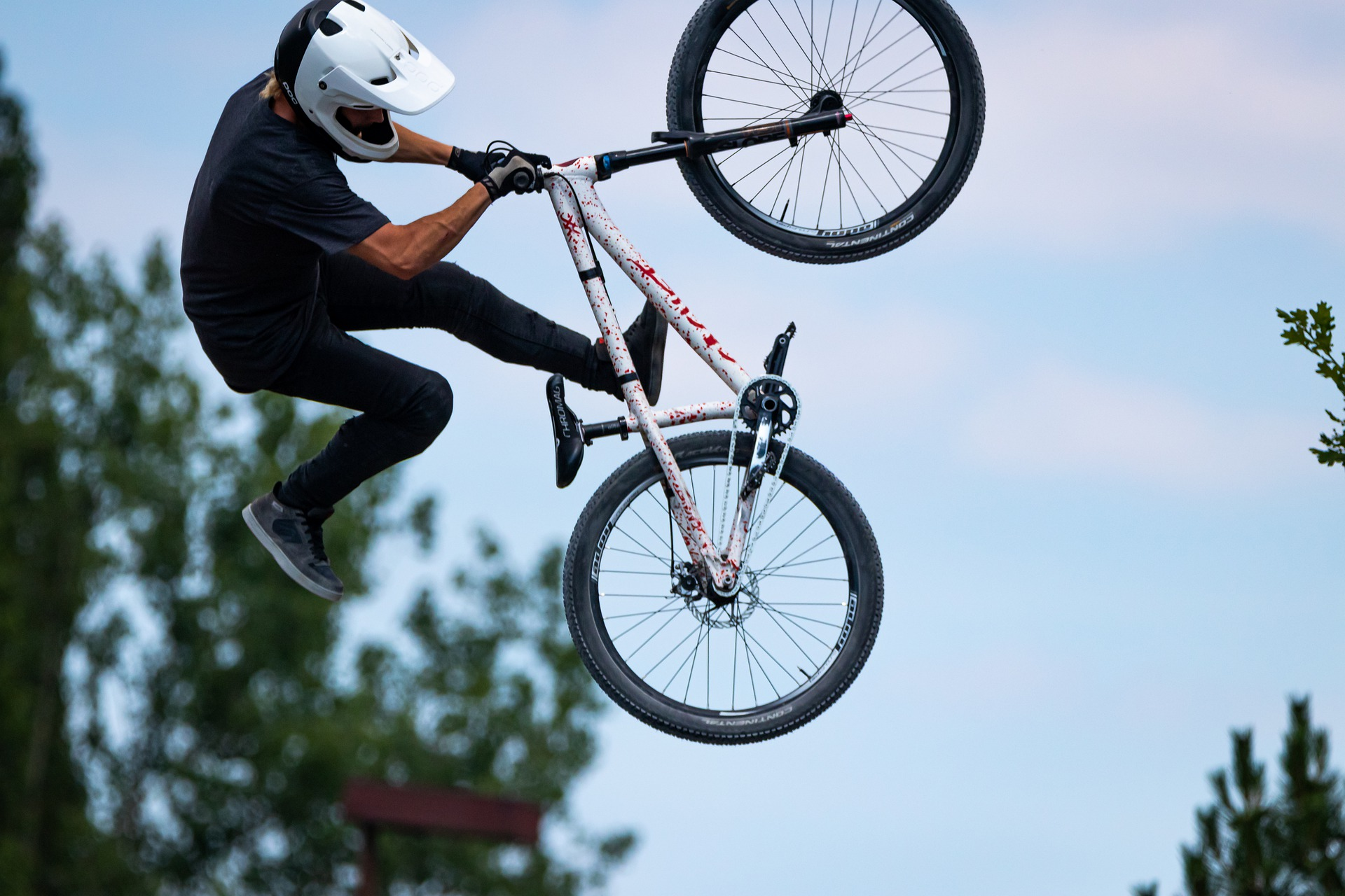 cykel-tricks