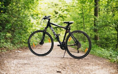 Husk at give glæden videre efter din cykeltur