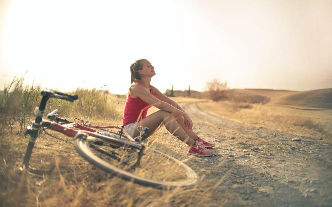 Hav barnet med på cykeltur
