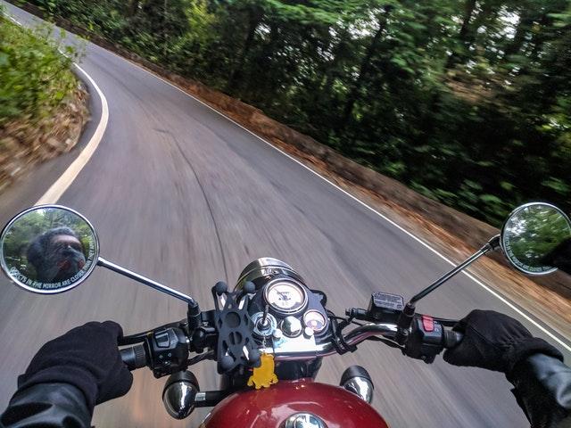 Hvad gør du, når du ikke kører motorcykel?