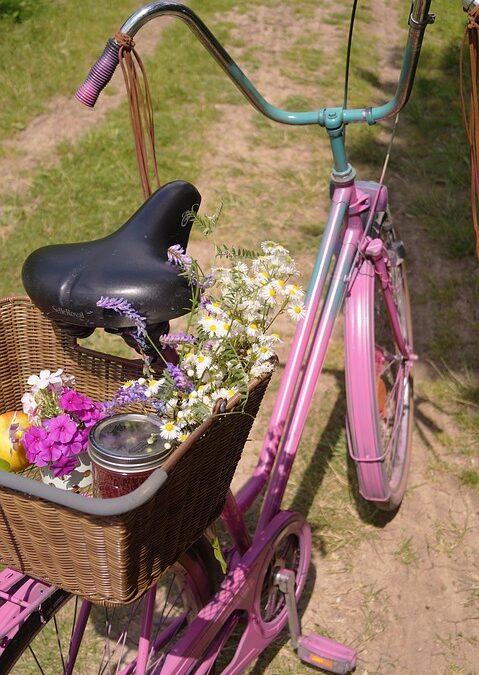 At tage cyklen kan have mange gode fordele