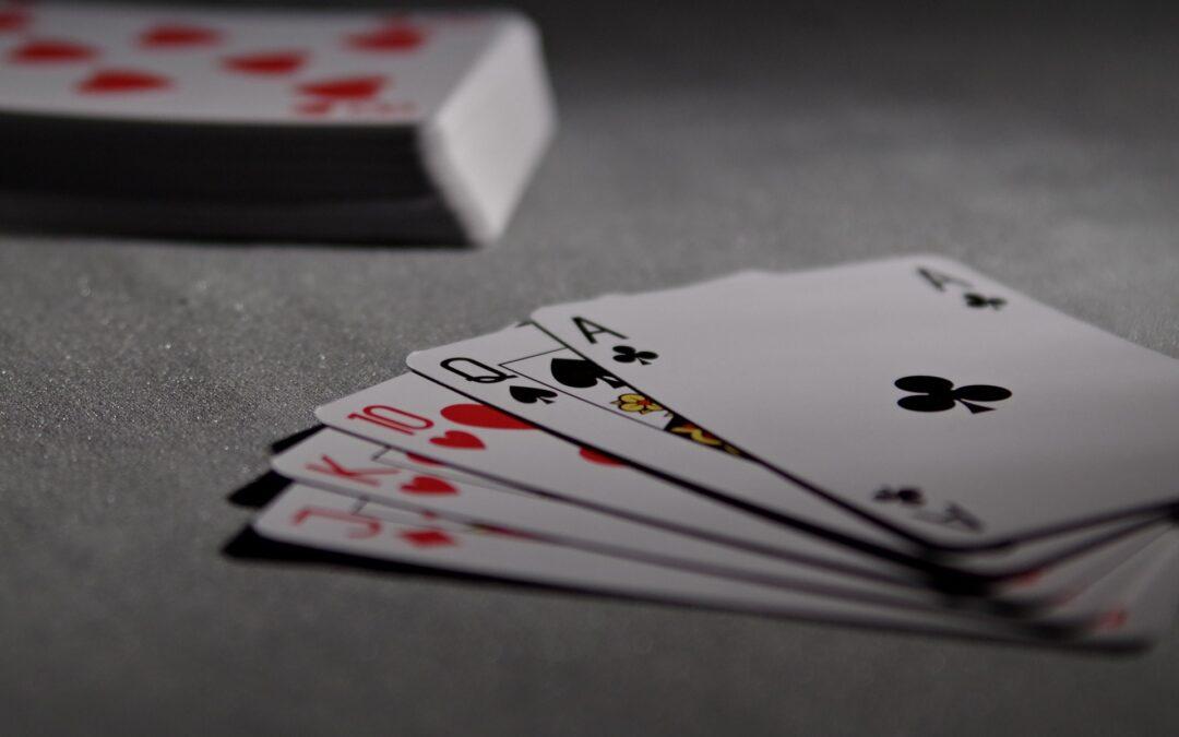 Spil casino for underholdningens skyld