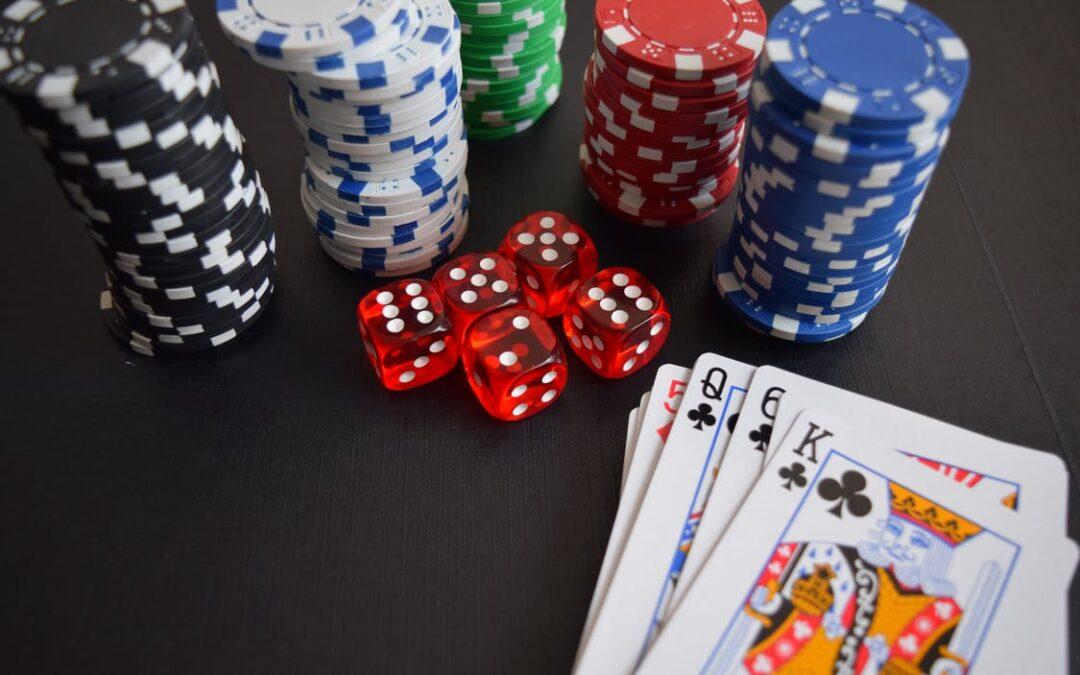 Spil, igaming og casino